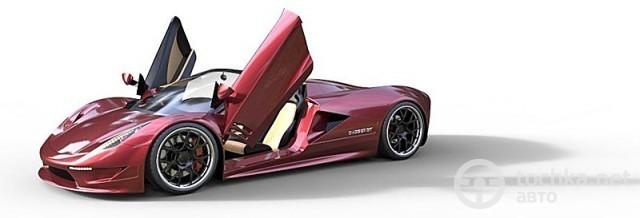 Суперкар Dagger GT