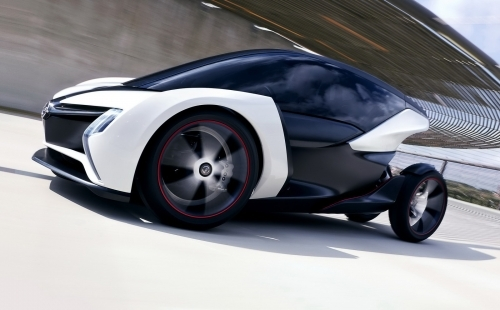 Radical New Opel Concept