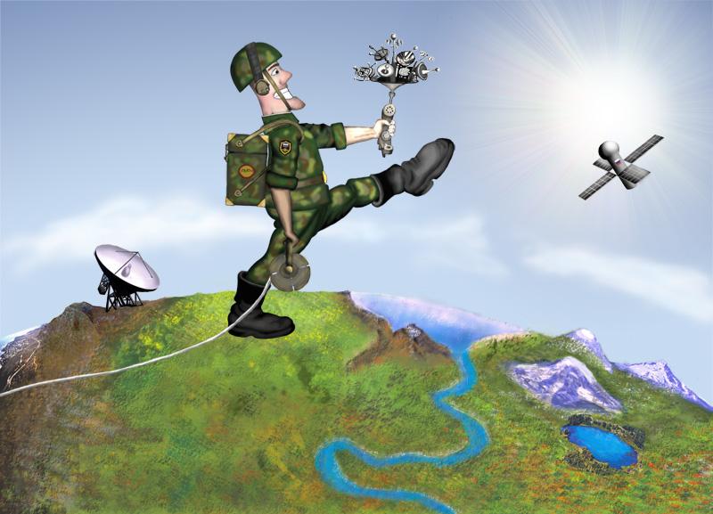 20 октября День военного связиста Стихи дари на праздник