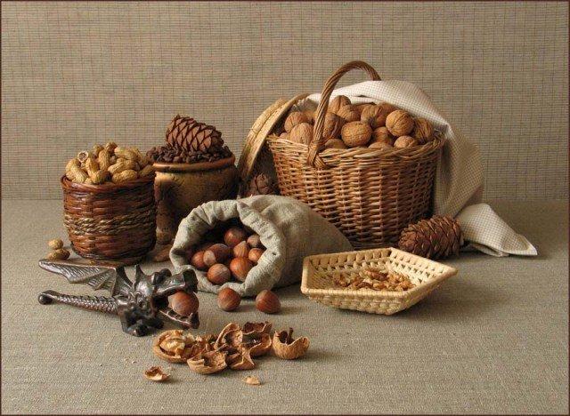 661 виул и орехи (3-й Спас)