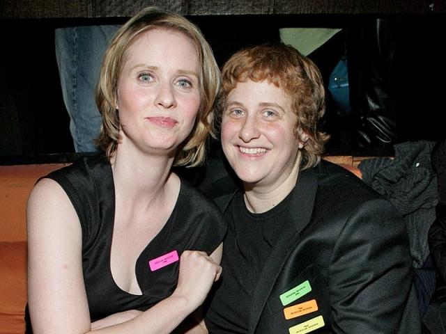 Голлвудские актрисы лесбиянки
