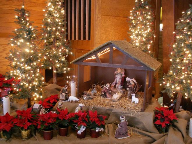 Обои На Рабочий Стол Рождество Христово 2019