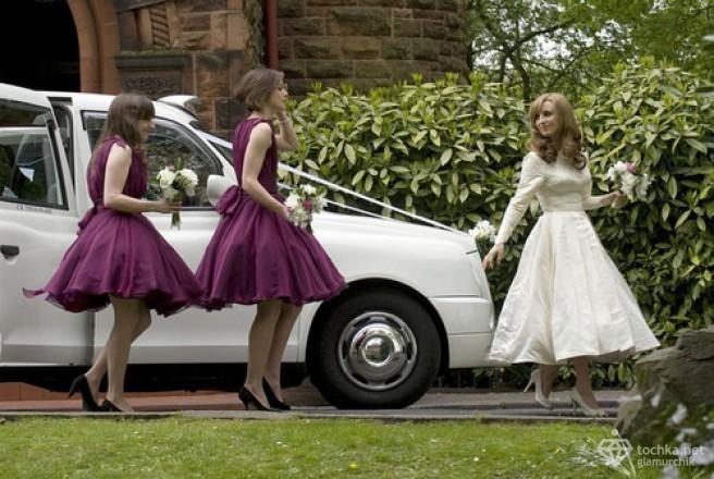 Платье на свадьбу к сестре летом фото 48 размера.