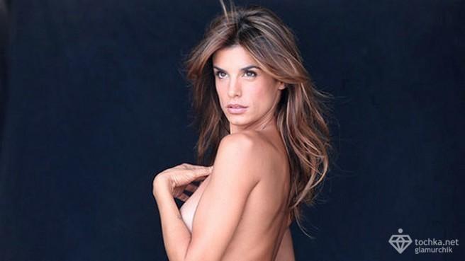 Девушка Клуни полностью разделась ради меха (фото) .