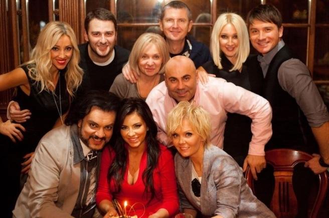 День рождения Ани Лорак в Москве, 27 сентября. Aleksandr. Добавлен.