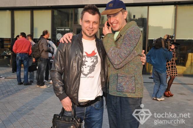 Соседов и Дмитриченко