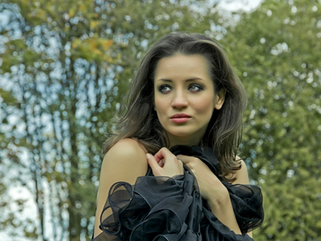 Татьяна Денисова стала готкой