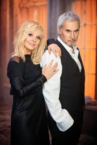 Валерия и Валерий Меладзе