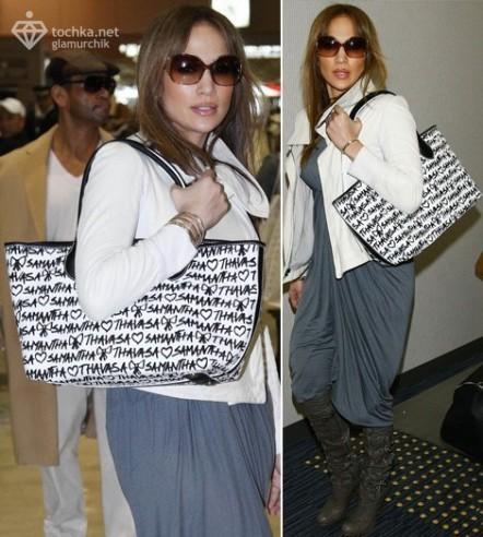 ...прошли в одном из модных бутиков бренда Samantha Thavasa в Токио.