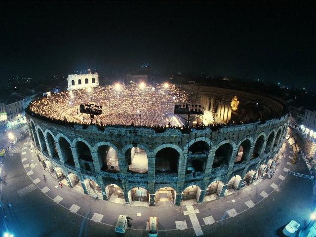 Оперний фестиваль в Вероні