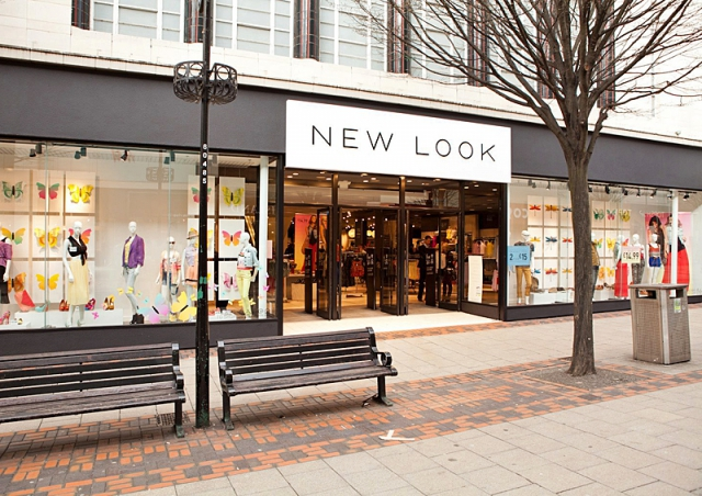 Магазин New Look