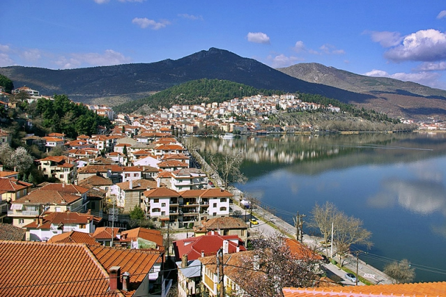 Меховой шопинг-тур: Кастория, Греция
