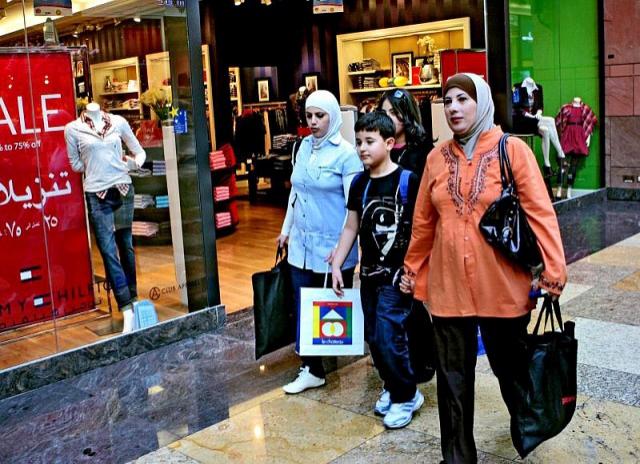 Меховой шопинг-тур: ОАЭ