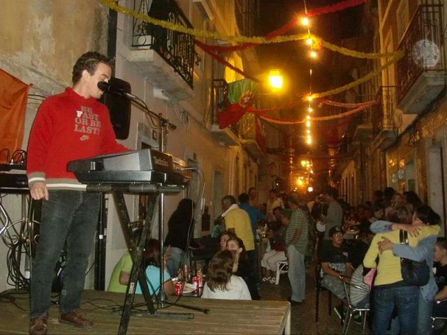 Праздник святого Антония в Лиссабоне