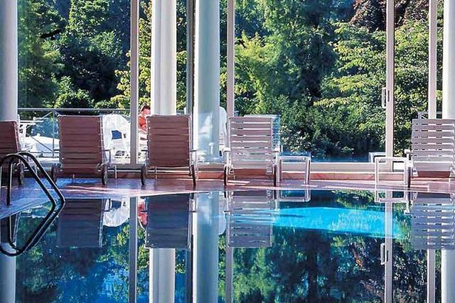 Спа-курорты: Les suites de la potiniere