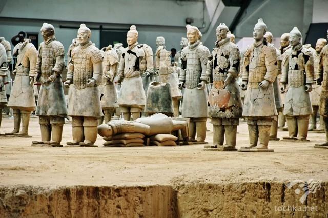 Китайської теракотової армії