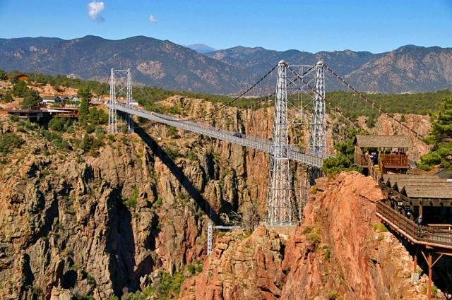 10 самых экстремальных мостов мира