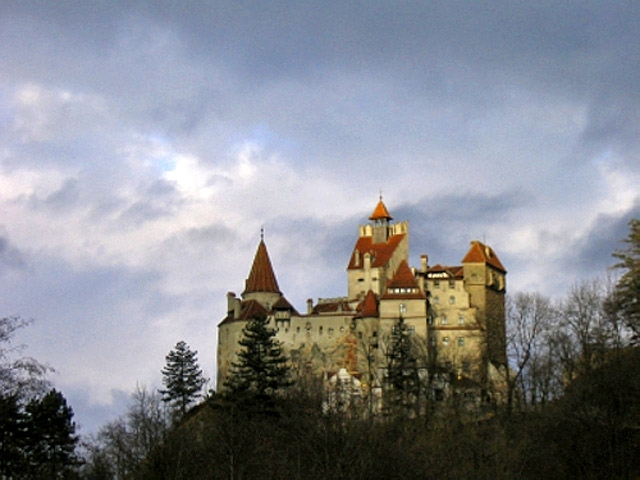 Хэллоуин в Румынии