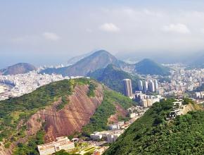 гора Сахарная голова, Бразилия