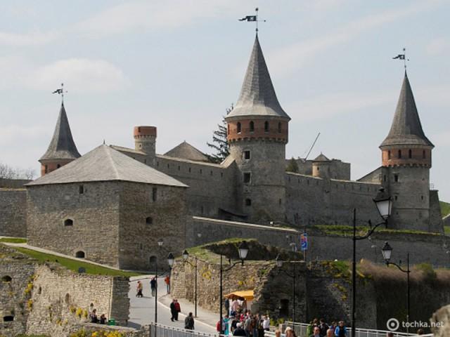 Самые красивые замки, дворцы и крепости Украины - Каменец-Подольская крепость