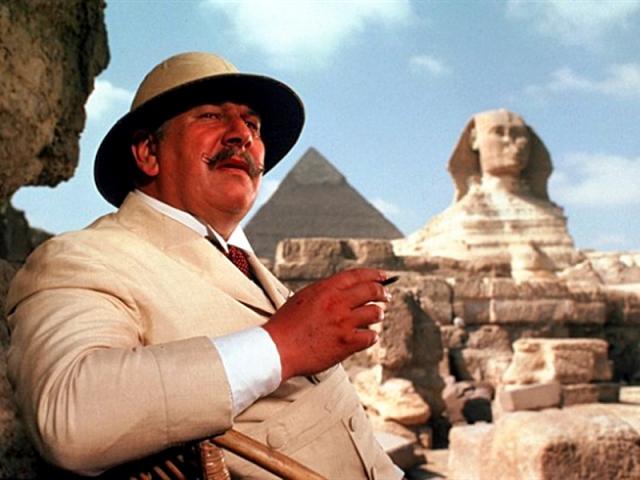 Кинотуризм в Египте - Смерть на Ниле