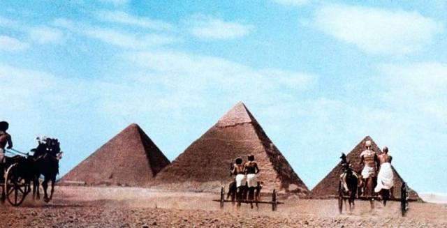 Кинотуризм в Египте - Фараон