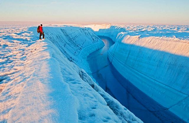 Фотопутешествие в Гренландию