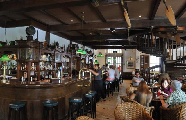 Достопримечательности Сингапура: Long Bar