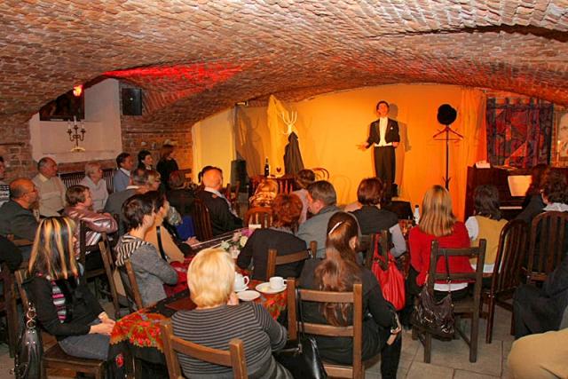 атмосферные кафе Санкт-Петербурга