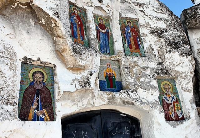 Пасха 2012: монастыри в Воронежской области