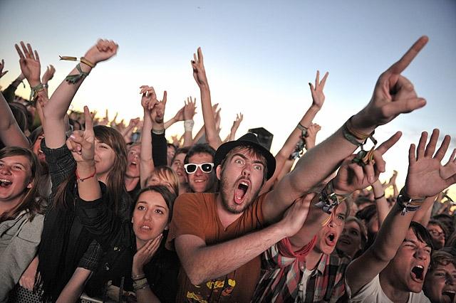 музыкальные фестивали лета 2012