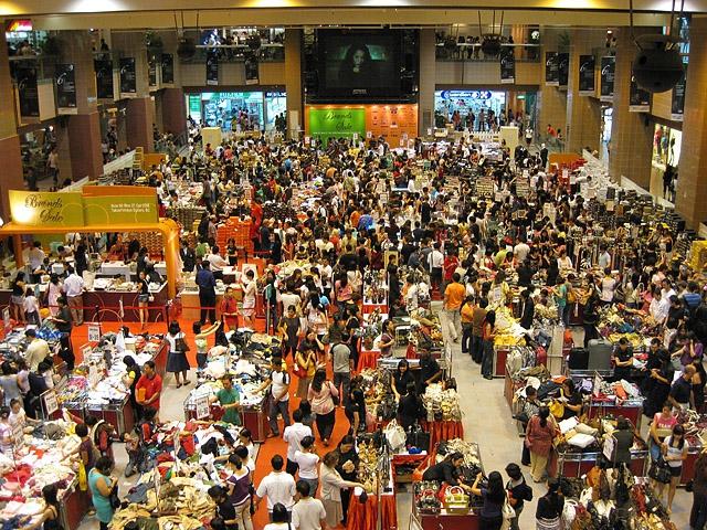 Время покупок! В Стамбуле открывается фестиваль шопинга
