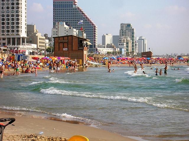 городсике пляжи мира