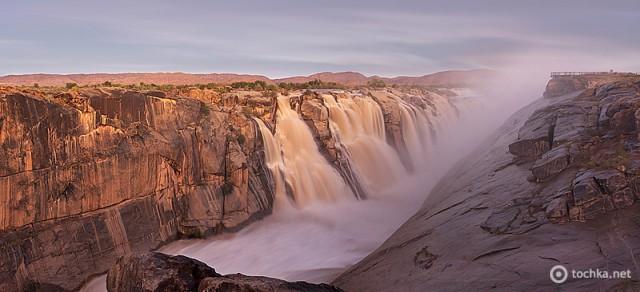 Впечатляющие водопады мира