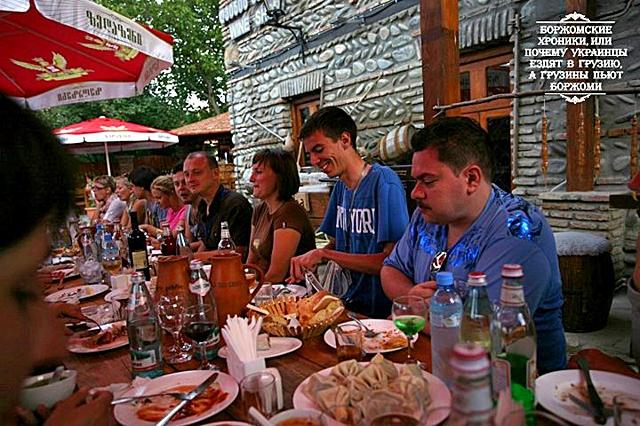 10 вещей, которые нельзя делать в Грузии