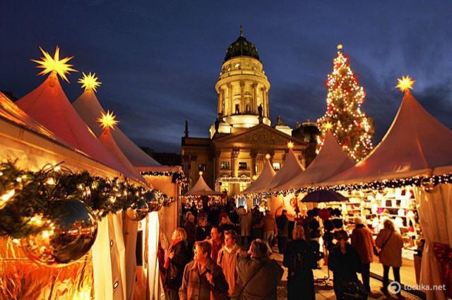 Золотий Пензлик - різдвяна Європа